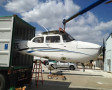 Two Cessna 172s are shipped to Bulgaria