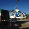 Turbine Helicopter Shipped to South Africa